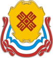 Coat of Arms of Mariy-El (2006).png