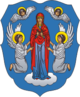 Coat of arms of Minsk.