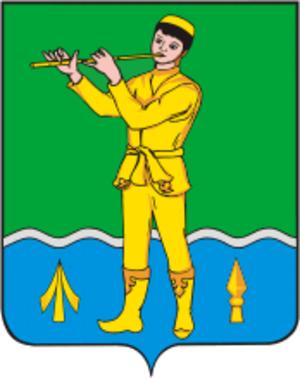 Muslyumovsky District - Image: Coat of Arms of Muslyumovsky rayon (Tatarstan)
