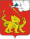 Coat of Arms of Yegoryevsky rayon (Moscow oblast).png