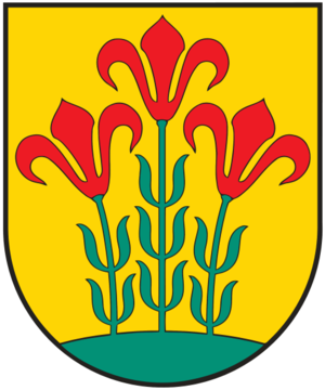Municipalities of Lithuania - Image: Coat of arms of Alytus district