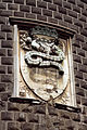 Coat of arms of House of Sforza - Castelo Sforzesco - Milan 2014.jpg