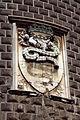 Coat of arms of House of Sforza - Castelo Sforzesco - Milan 2014.jpg