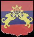 Coat of arms of Penikovskoye (Peniki) Rural Settlement 3rd.png