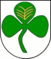 Coat of arms of Stročín.png