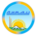 Coats of arms of Aktau (settlement).png
