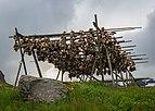Codfish Drying Flake, Å i Lofoten 20150608 1.jpg