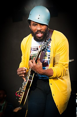 Cody ChesnuTT in 2011