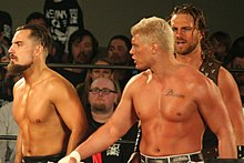 a687d7bf989c5 Bullet Club members Marty Scurll