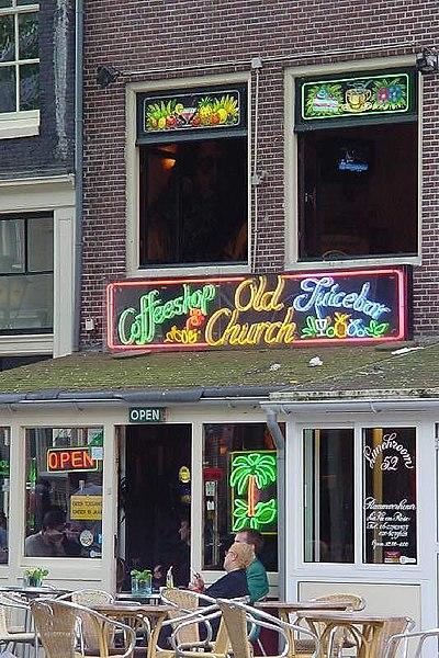 Amsterdam Huumeet