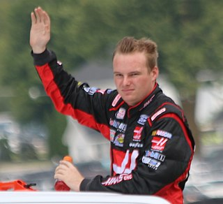 Cole Custer American stock car racing driver