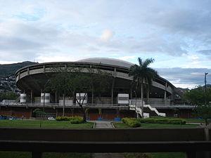 2016 FIFA Futsal World Cup - Image: Coliseo El Pueblo