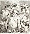 Collection de cent-vingt estampes, gravée d'après les tableaux and dessins qui composoient le cabinet de m. Poullain précédée d'un abrégé historique de la vie des auteurs qui la composent Cette suite (14755772246).jpg