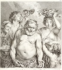 Drunken Silenius