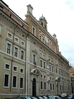 Roman Colleges seminary