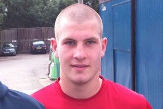 James Collins (footballer, born 1990) - Collins in 2010