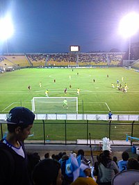 Estadio Domingo Burgueño in Maldonado