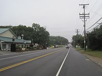 Colts Neck, NJ (NJ 34 approaching CR 537).jpg