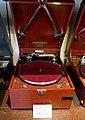 Columbia Grafonola No. G-241, Nippon Columbia Co., Ltd., 1951 - Kanazawa Phonograph Museum - Kanazawa, Japan - DSC00872.jpg
