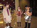 ComiCon2014 Browncoat Brass Drums Sax.JPG