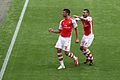 Community Shield 28 - Celebrating Giroud's goal (14904862433).jpg