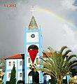 Comunidade Matriz - Paróquia N. Sra. Aparecida e São José - Alto Taquari - MT - Diocese de Guiratinga - panoramio.jpg