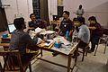 Conference Planning - Bengali Wikipedia 10th Anniversary Celebration - Jadavpur University - Kolkata 2014-11-21 0773.JPG