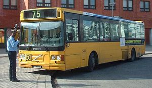 Volvo B10BLE - Säffle 2000-bodied B10BLE in Finland