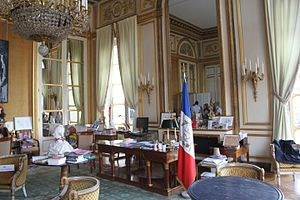 Constitutional Council (France) - Office of the President of the French Constitutional Council.