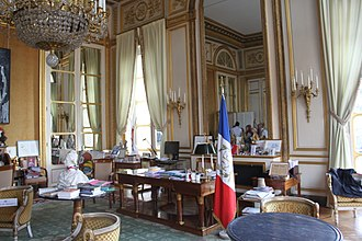 Constitutional Council (France) - Office of the President of the French Constitutional Council
