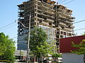 Construction at King and Parliament streets, viewed from Berkeley Street, Toronto -c.jpg