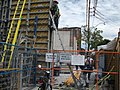 Construction at the NW corner of Front and Parliament streets, Toronto - panoramio (3).jpg