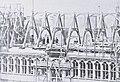 Construction de l'actuelle Maison du Roi, vers 1880.jpg