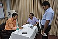 Consultation With Doctor - Health Check-up Camp - NCSM - Salt Lake City - Kolkata 2017-06-21 2892.JPG