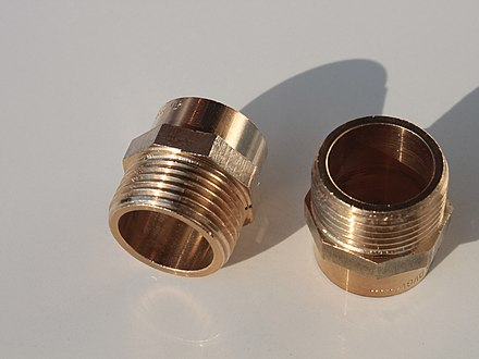 Piping and plumbing fitting - Wikiwand