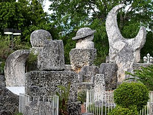 Coral Castle - Coral Castle (also known as Rock Gate)