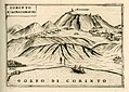 Corinto e Acrocorinto - Coronelli Vincenzo - 1688.jpg
