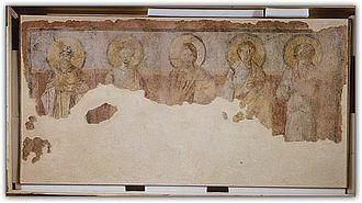 "Catacombs of Generosa - The ""Coronatio Martyrum"" in the Catacombs of Generosa"