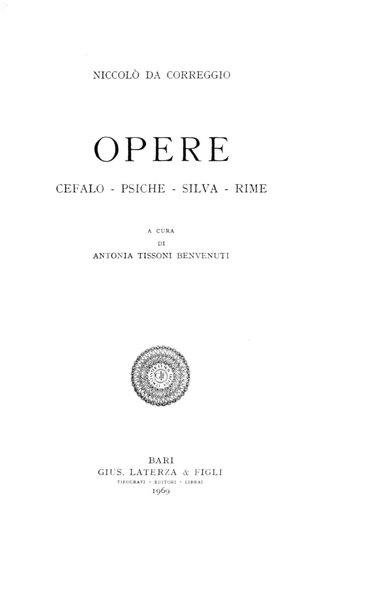 File:Correggio, Niccolò – Opere, 1969 – BEIC 1886588.pdf
