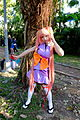 Cosplayer of Komurasaki, Unbreakable Machine-Doll at CWT42 20160213a.jpg