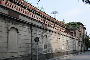 Antonio Bernocchi - The Bernocchi factory at Legnano