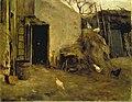 Cottage by Kuroda Seiki (Kuroda Kinenkan).jpg
