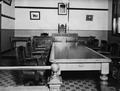 Council chambers inside the Warwick Town Hall, 1935.tiff