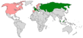 Countries with F1 Powerboat races in 1990.png