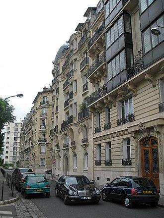 Courbevoie - Image: Courbevoie 4