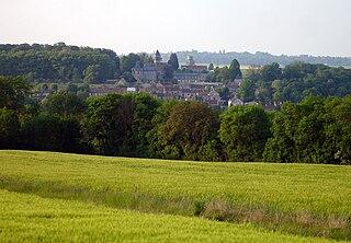 Montgeroult Commune in Île-de-France, France