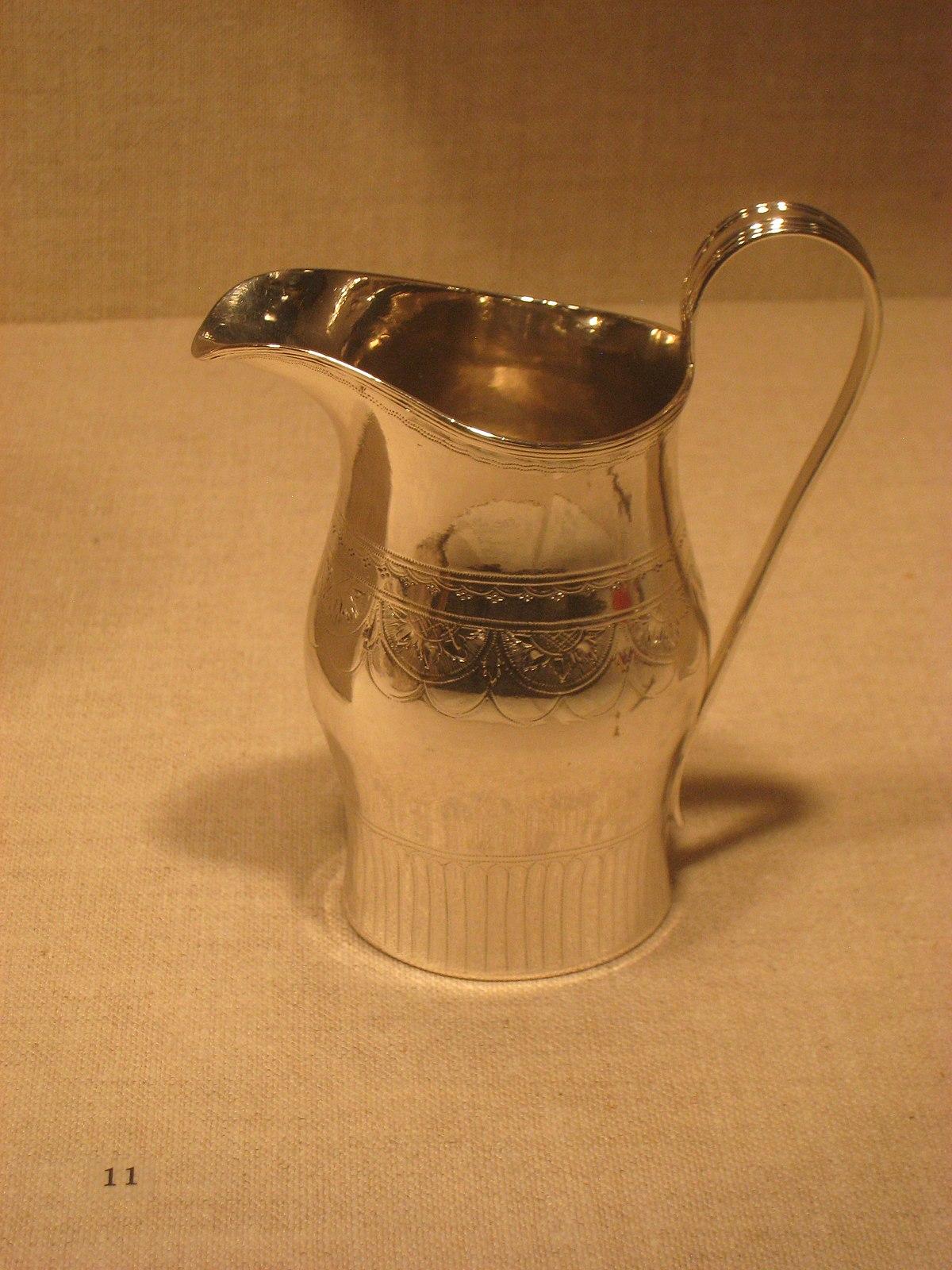 creamer vessel wikipedia