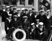Crew HMCS Daerwood