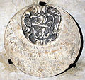 Cripta di san lorenzo (salone donatello), stemma blondi.JPG