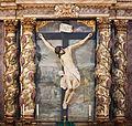 Cristo crucificado en Santiago do Carril- Vilagarcía de Arousa - Galicia.jpg